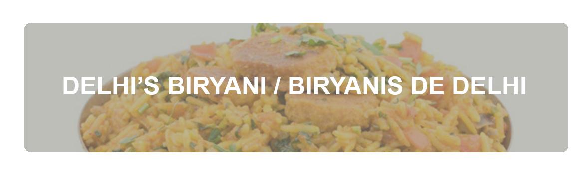 BIRYANIS DELHI