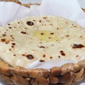 Butter chapati