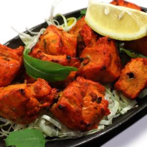 Chicken Tikka tandoori with cheese