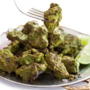 Chicken tikka Haryali