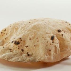 Plain chapati