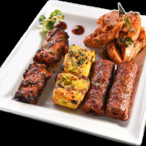 delhi tandoori mixed grill